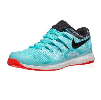 Giầy tennis nike air zoom vapor X Teal /blue