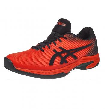 Giầy Tennis Asics Solution Speed FF red/black