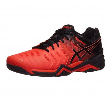 Giầy Tennis Asics Gel Resolution 7 red/black