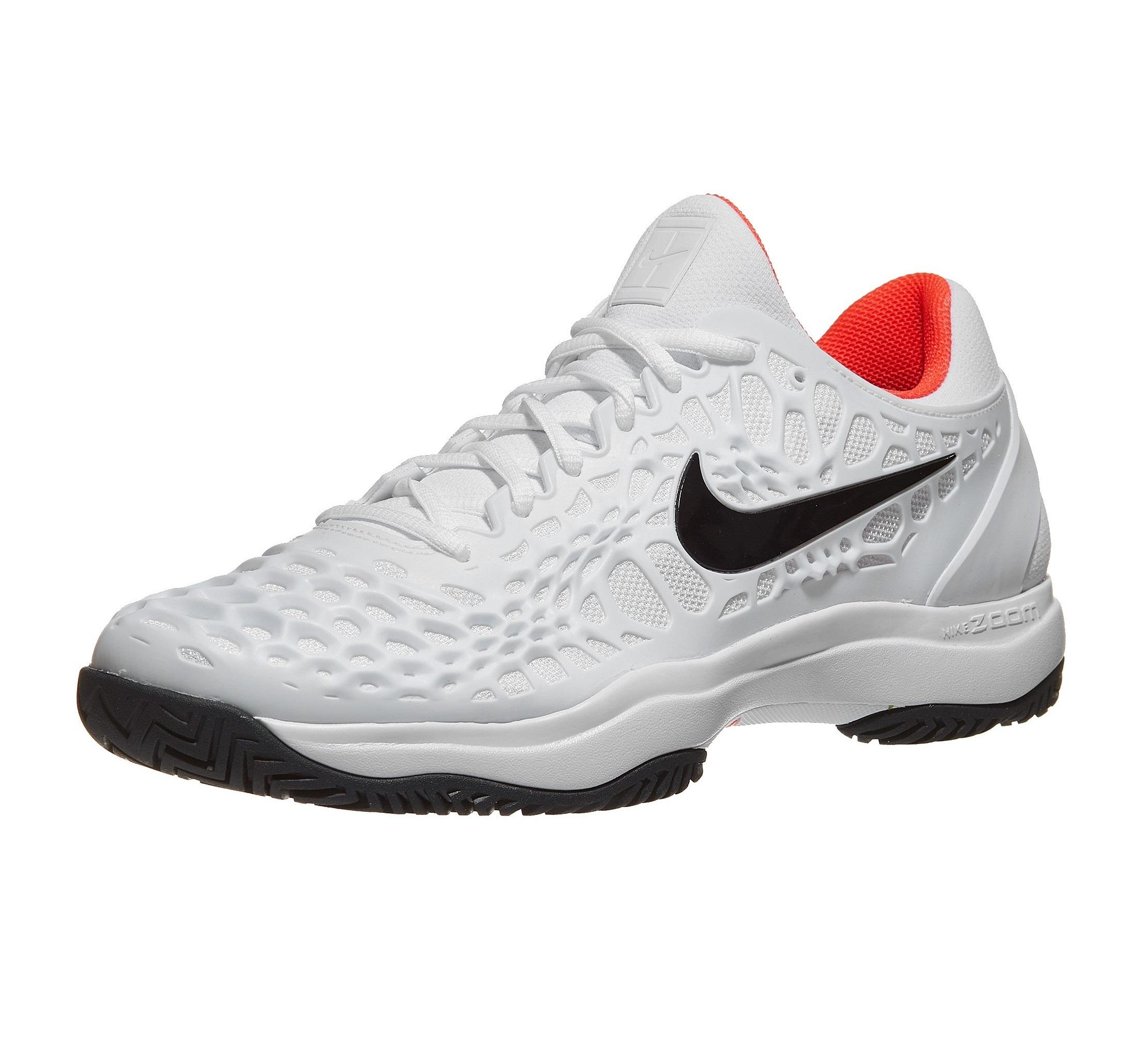 Giầy Tennis Nike Zoom Cage 3 ( Trắng ) | Vietsport