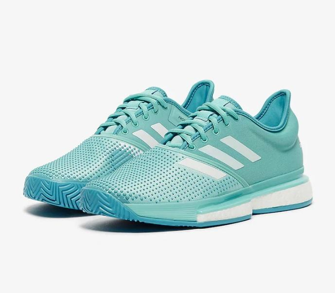GIẦY TENNIS ADIDAS PARLEY SOLE COURT BOOST