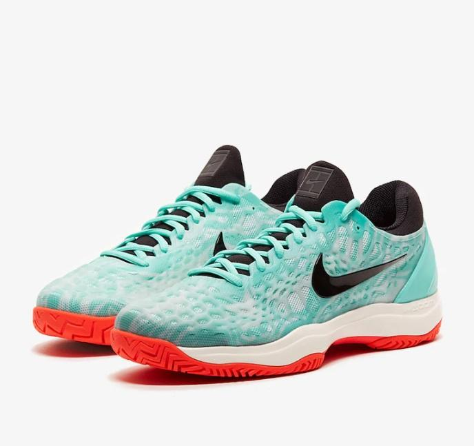 Giầy Tennis Nike Air Zoom Cage 3 HC | Vietsport