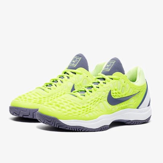 Giầy tennis nike air zoom cage 3 | Vietsport