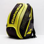 Balo Tennis Babolat Pure Line Yellow/Black | Vietsport