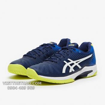Giầy Tennis Asics Solution Speed FF  Xanh