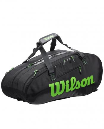 Túi Vợt Tennis Wilson Super Tour Comp 12