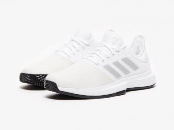 Giầy Tennis Adidas Game Court Trắng
