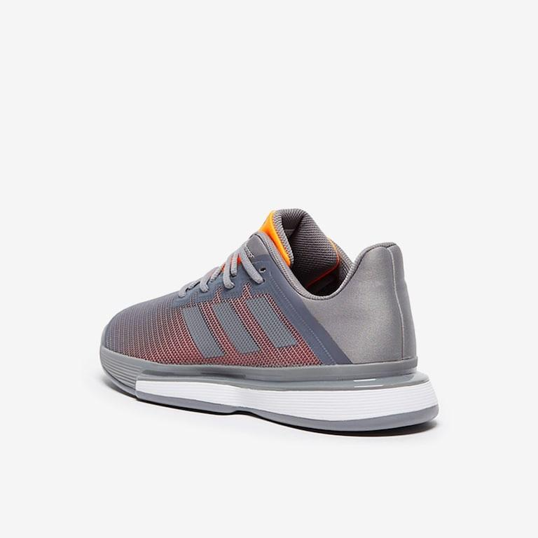 GIẦY TENNIS ADIDAS SOLEMATCH BOUNCE CAM GHI