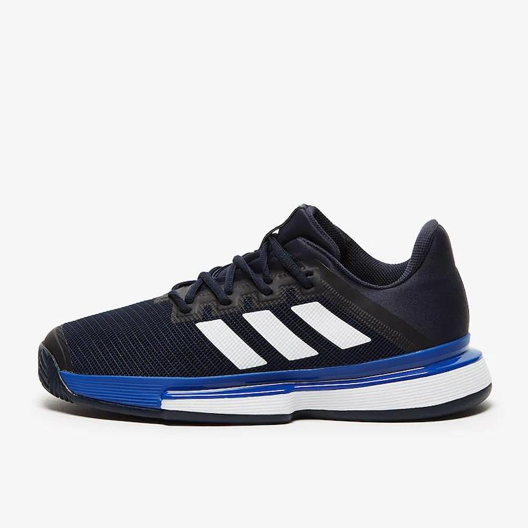 Giầy Tennis Adidas SoleMatch Bounce Xanh  | Vietthethao.com