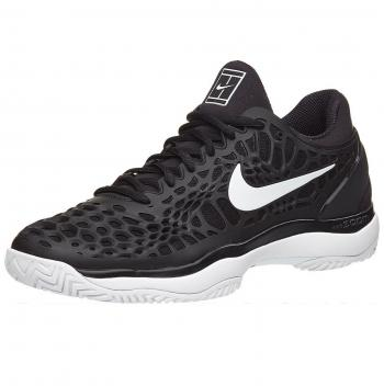 Giầy Tennis Nike Zoom Cage 3 Đen  / Trắng